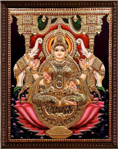 Gajalakshmi Tanjore