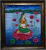 Indian Art Tanjore Painting With Frame