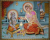 Ladoo Gopal With YashodaTanjore Painting With Frame